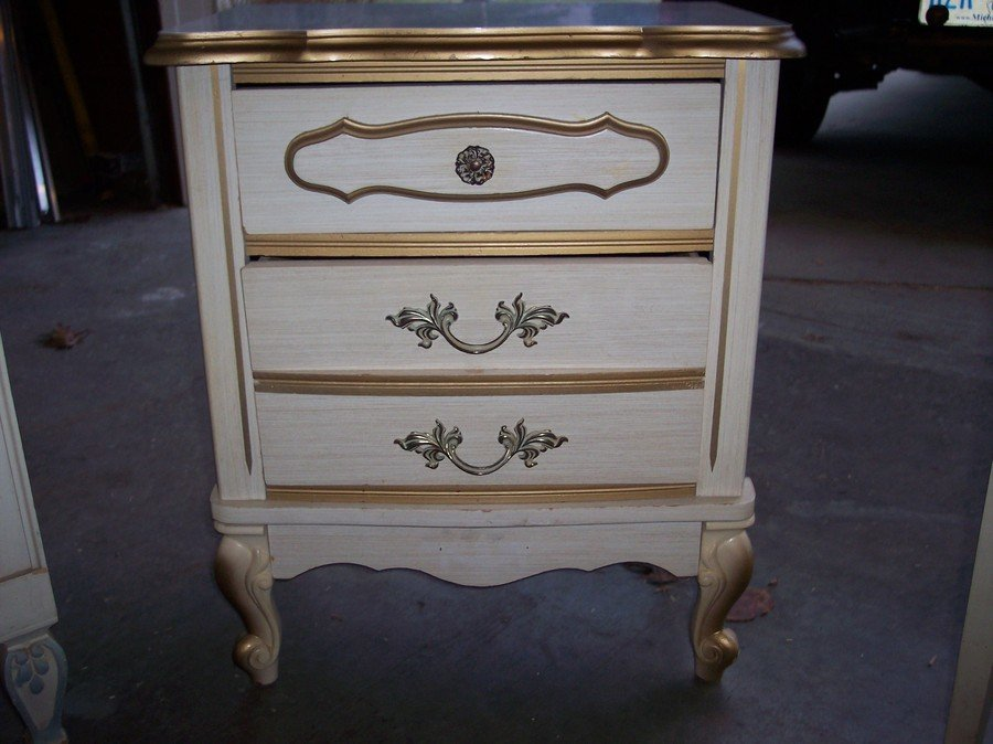 1974 Dixie Girls Bedroom Set My Antique Furniture Collection