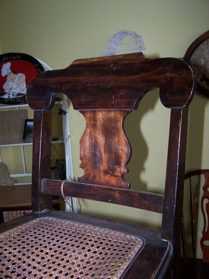 Is An Old Chair From Peru Chair Works Worth Anything My