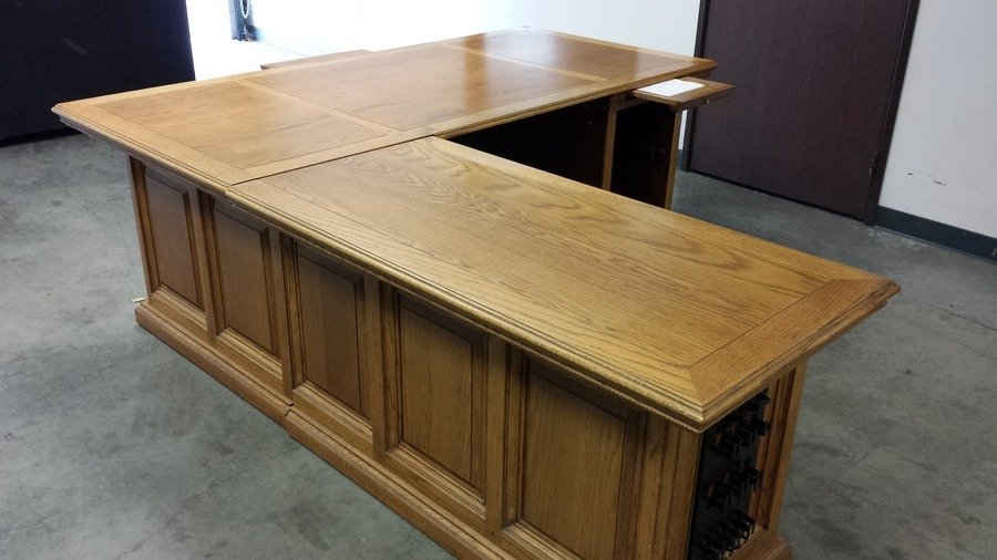 Alex Stuart Desk And Credenza My Antique Furniture Collection