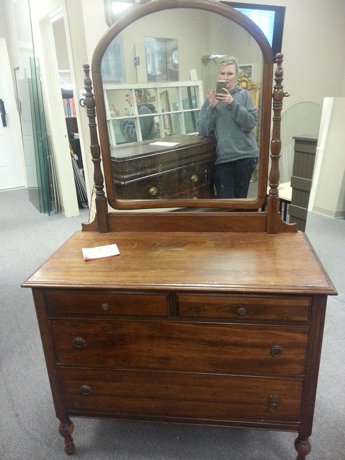 Dresser My Antique Furniture Collection