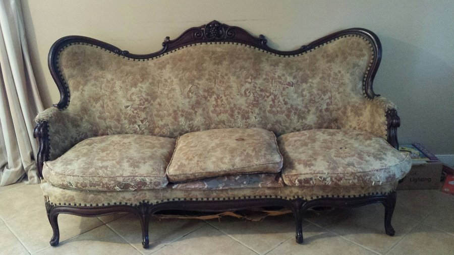 Sofa My Antique Furniture Collection