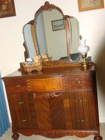 1930s Nc Bedroom Set My Antique Furniture Collection