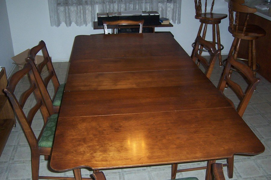 Drop Leaf Table Value My Antique Furniture Collection