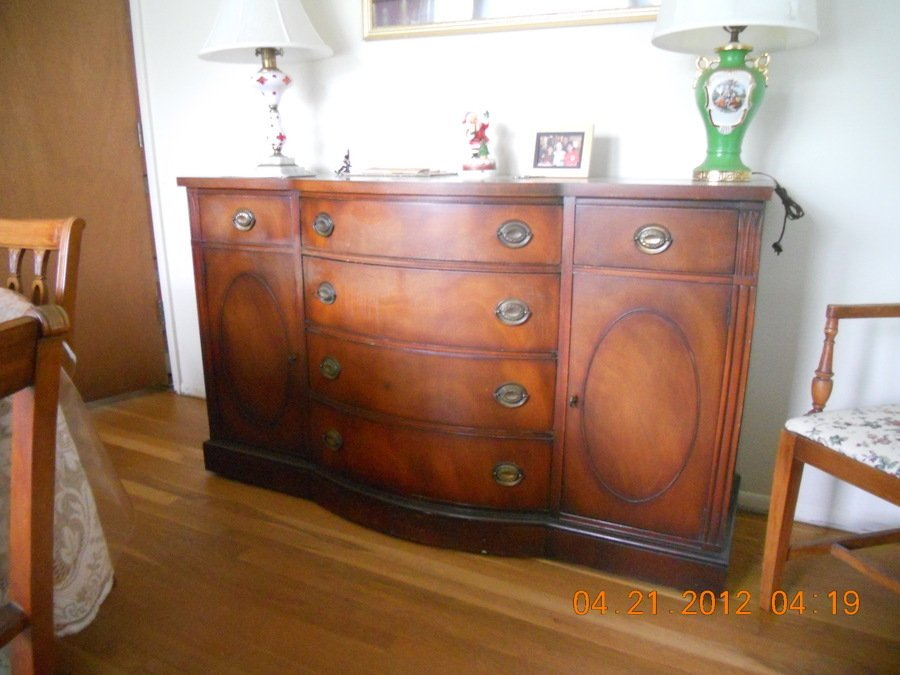 Drexel 1951 My Antique Furniture Collection