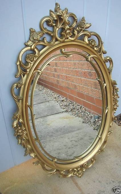 I Need Help To Identify This Mirror My Antique Furniture