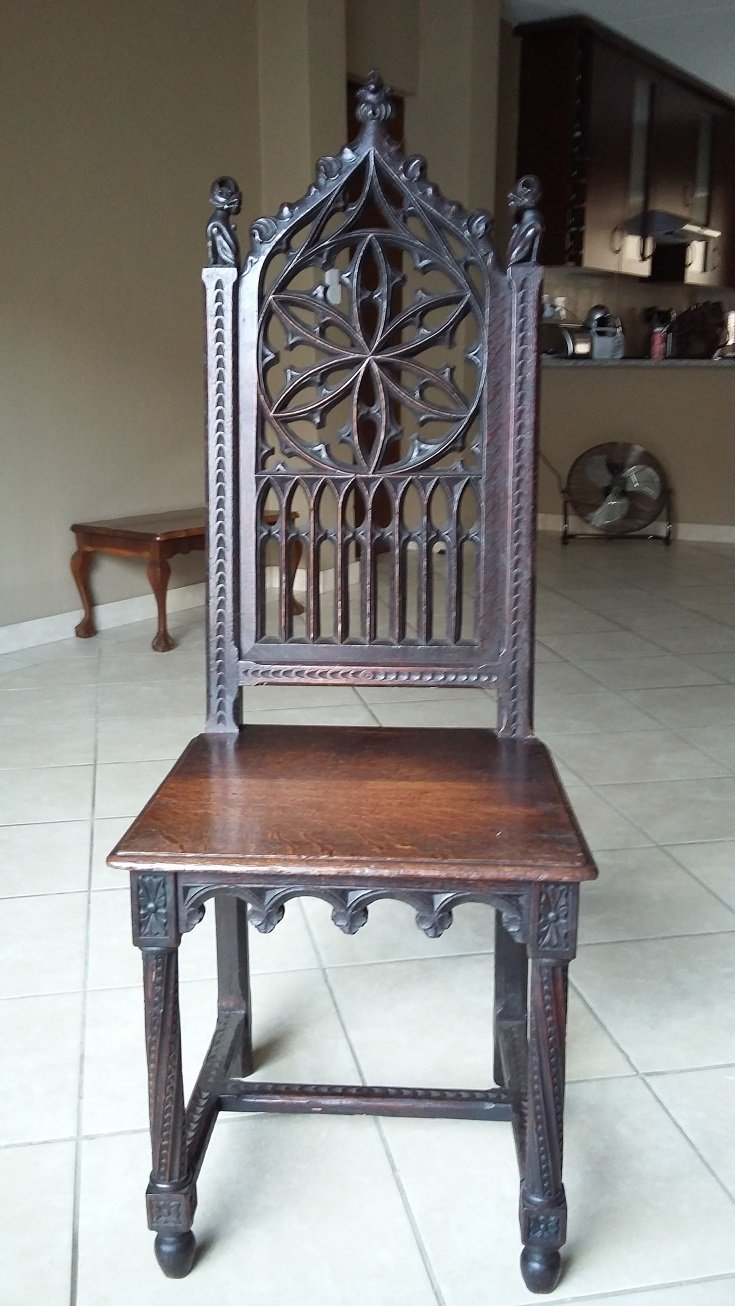 How to Tell the Age of Antique Furniture