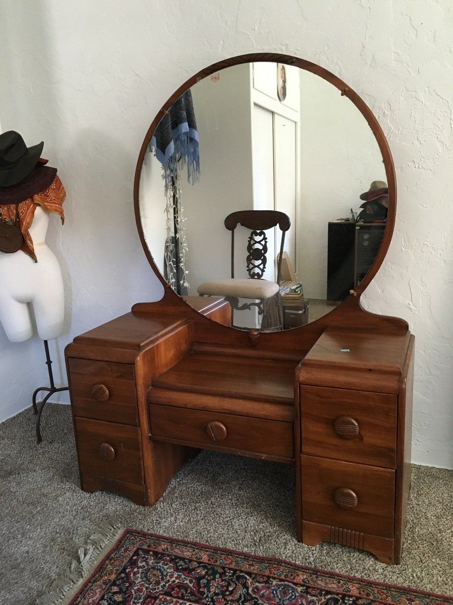 Vanity My Antique Furniture Collection