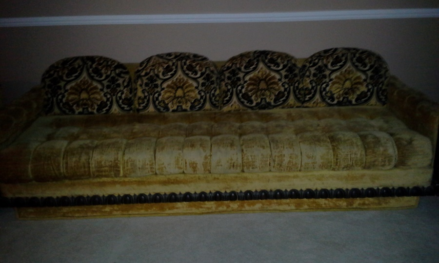 Couch My Antique Furniture Collection