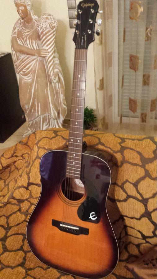 epiphone gibson pr200 vs my guitar buddies. Black Bedroom Furniture Sets. Home Design Ideas