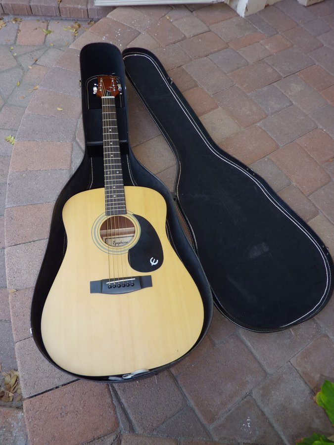 how much is this gibson epiphone pr200 worth my guitar buddies. Black Bedroom Furniture Sets. Home Design Ideas