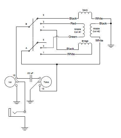 Mesmerizing Peavey Exp Guitar Wiring Diagram Amc Contemporary - Best ...
