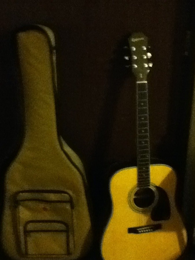 how much is an epiphone guitar worth serial ea 04061943 and model dr 20 my guitar buddies. Black Bedroom Furniture Sets. Home Design Ideas