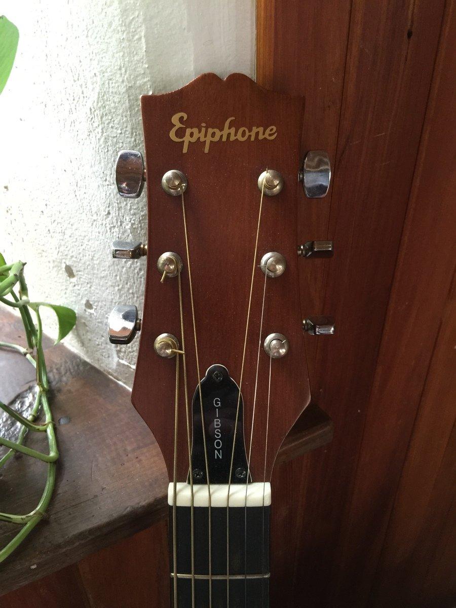 Dating epiphone guitar serial
