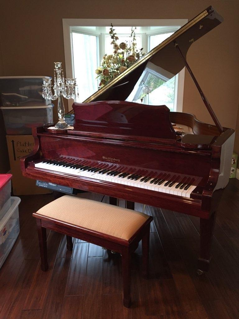 otto altenburg piano serial numbers