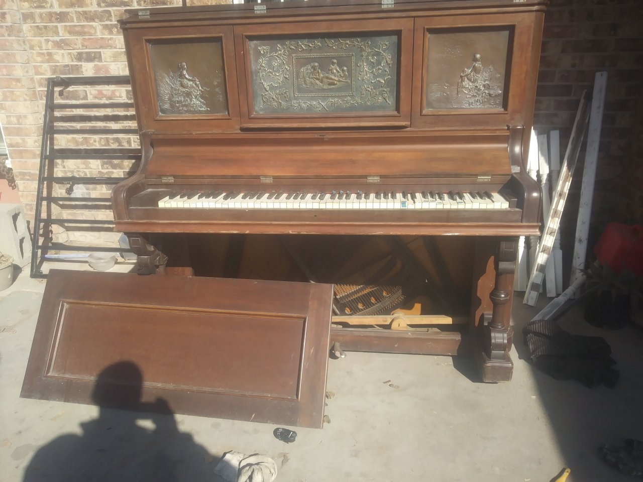 emerson piano serial number lookup