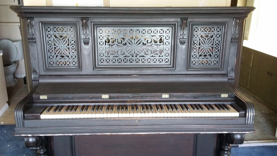 Hardman Cabinet Grand Upright Looking For A Estimated