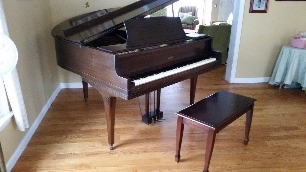 Kimball My Piano Friends