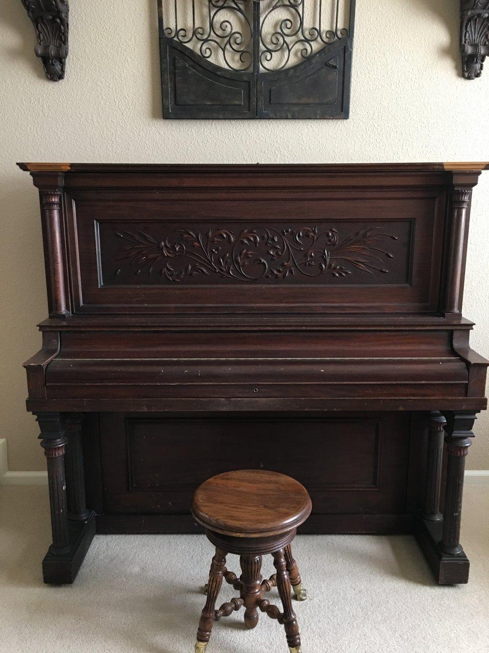 Cable midget piano
