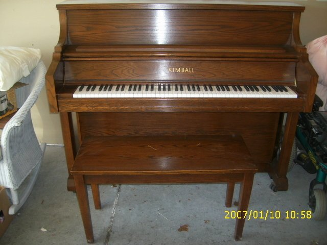 Have thought kimball swinger 1500 variant