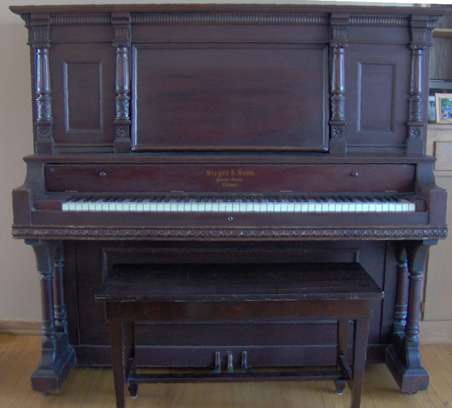 Steger-sons   My Piano Friends