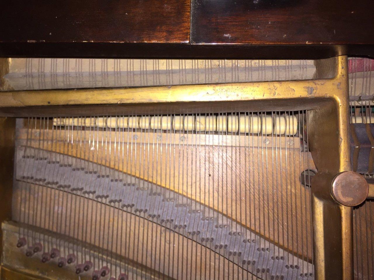 Cracks In The Bridge - Replace Or Repair?   My Piano Friends