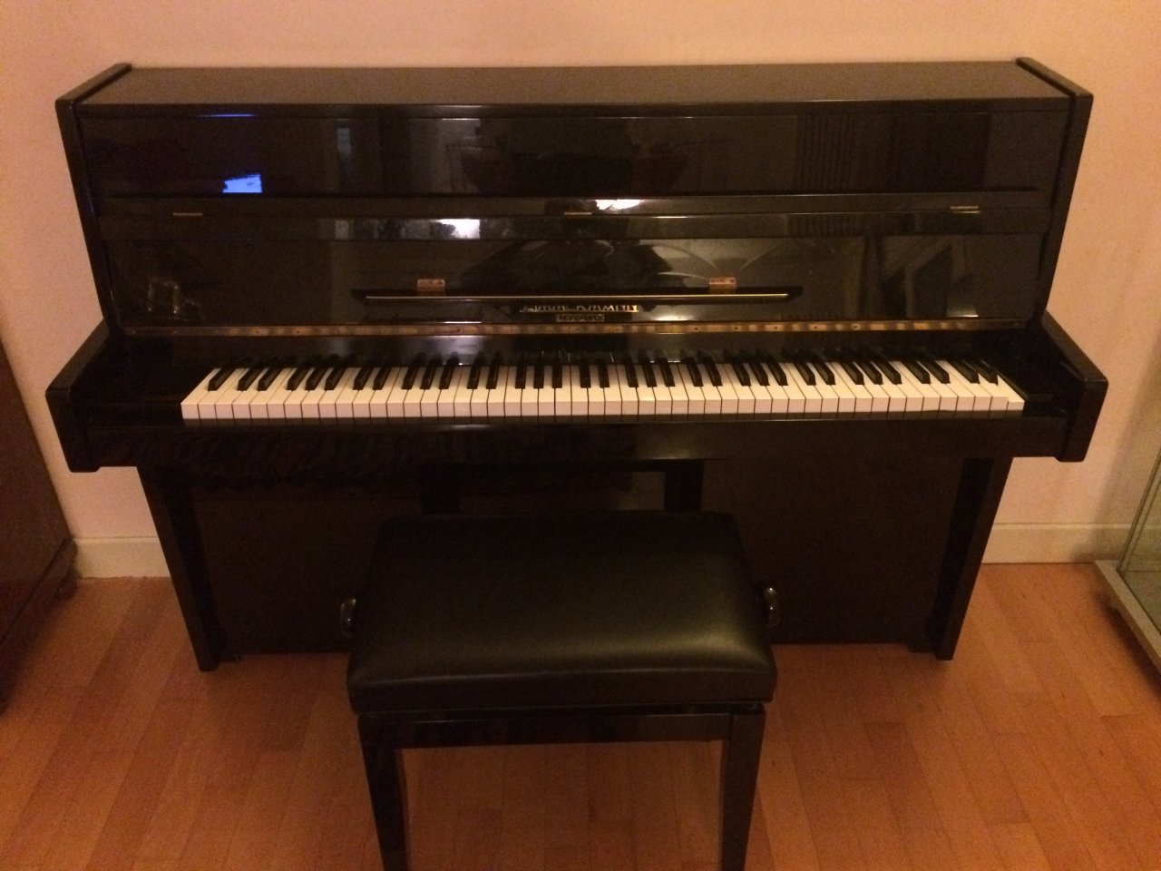 I Have A Zimmermann Upright Piano Serial Number 62510 Age And