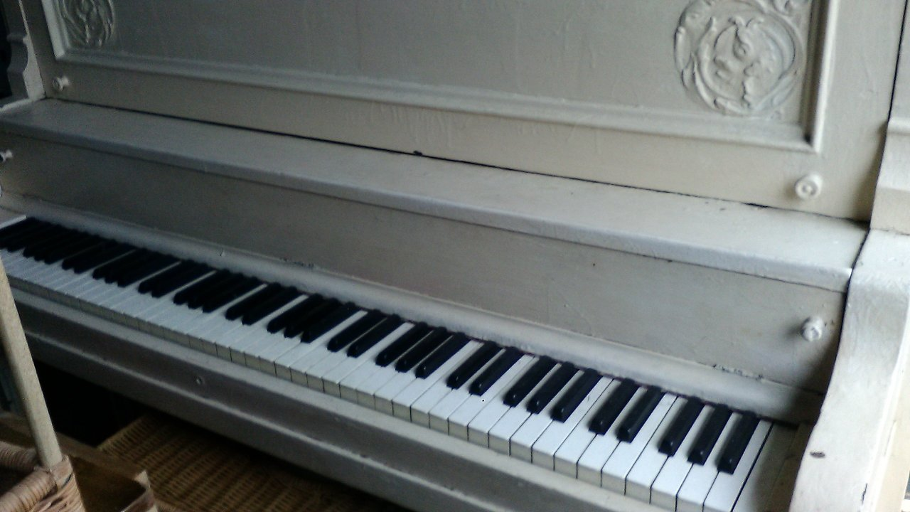 I Have A Piano Emerson Co Boston 1849 Serial Number 76229 And 31