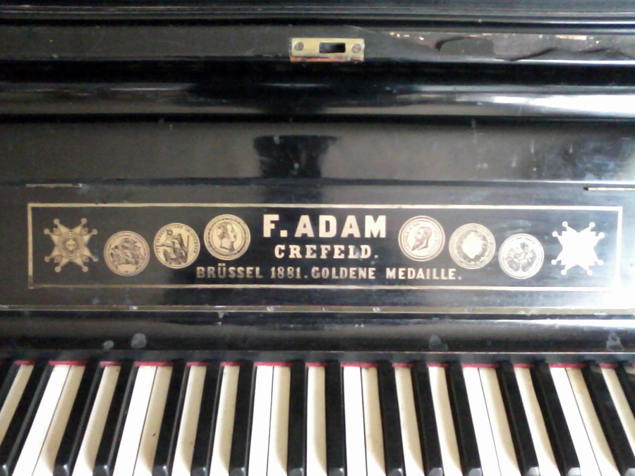 How Old And Estimated Value Of My Adam Schaaf Piano | My ...