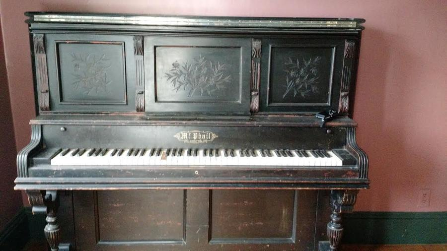 Hello I Have A Mcphail Boston Piano Serial Number 13966 And Was