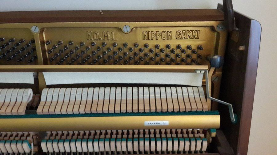 How Can I Tell How Old My Yamaha Piano Is
