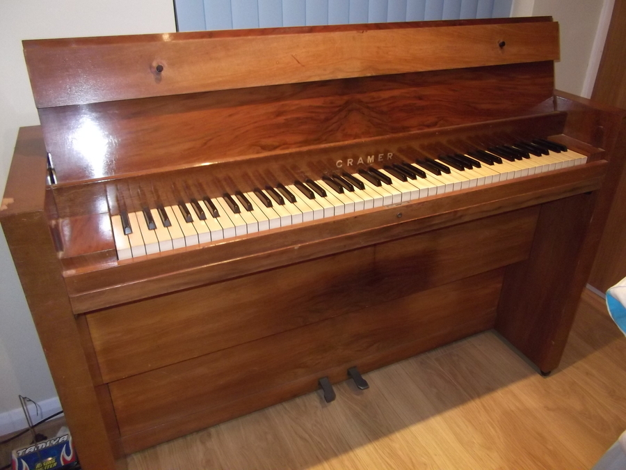 I Believe My Cramer Piano Is From The 1930 S Where Is