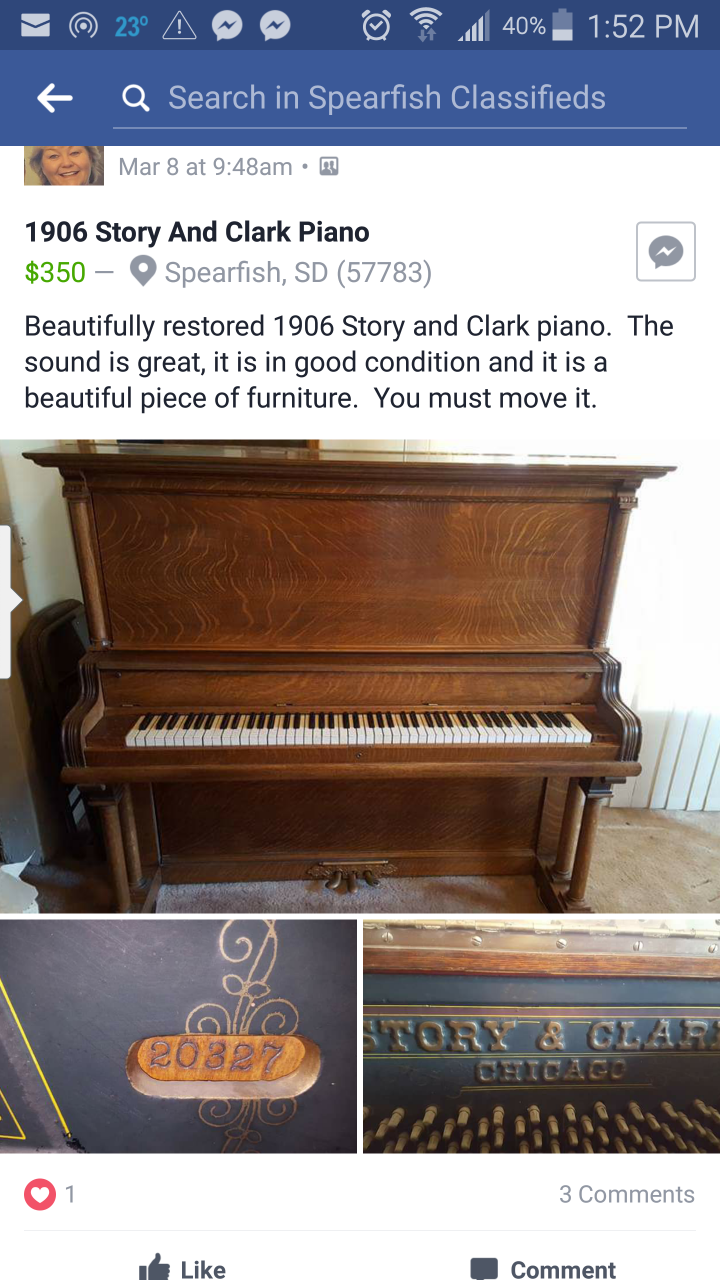 Story And Clark Piano Serial Number Lookup - endpigiav