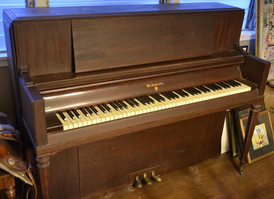 How Much Is 1837 Wm Knabe N Co. Piano Ivory Keys Worth ...