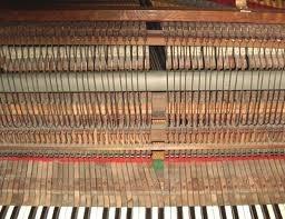 "My Piano Is Walnut Coloured And An Upright It Has ""C. Lienert. Berlin: Writ... | My Piano Friends"