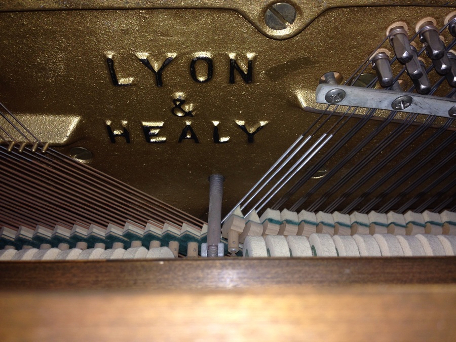 Lyon And Healy Serial Numbers
