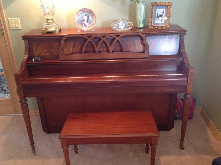 Yamaha Upright | My Piano Friends
