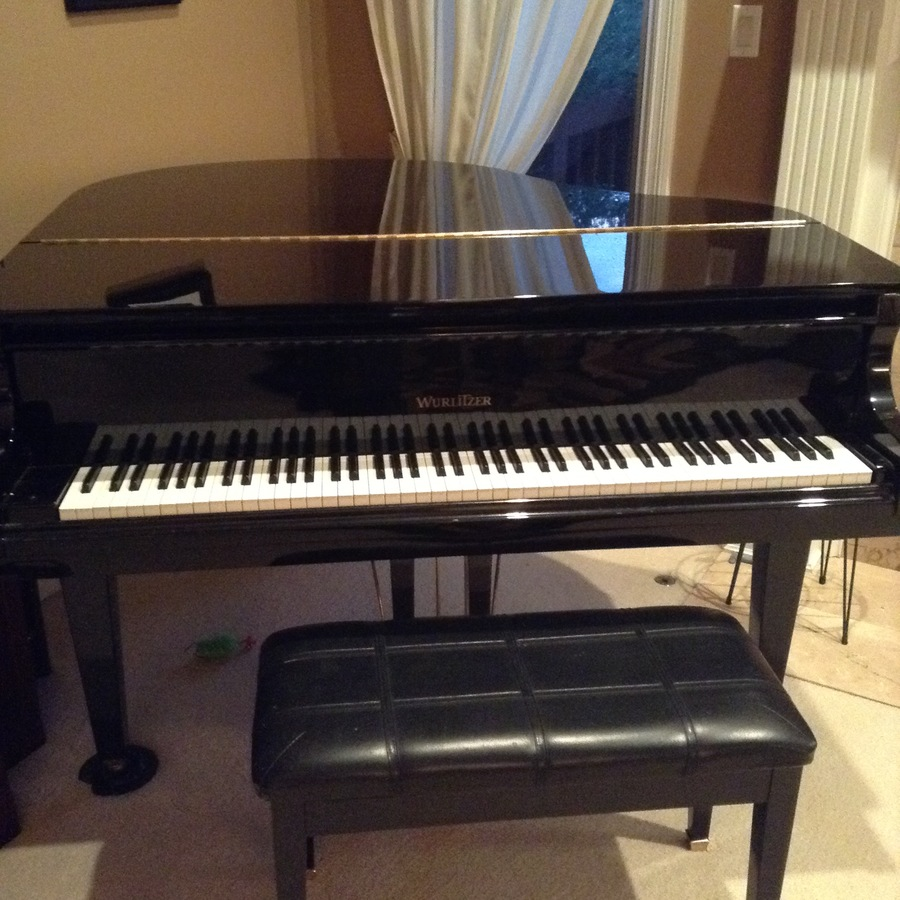 What Is A Wurlitzer Baby Grand C143 Sn 68312 Worth To