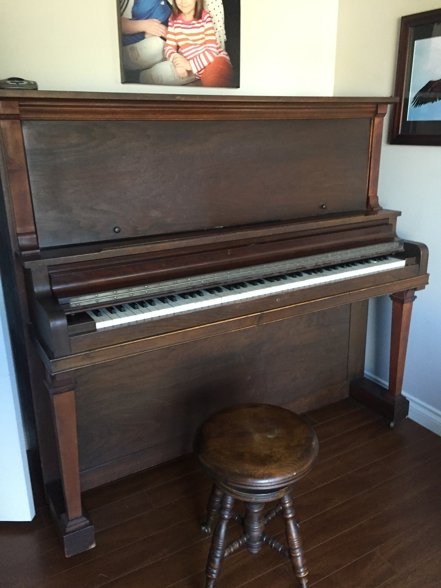 My Krydner Upright Piano Serial Number Is 36563 Could You Tell Me