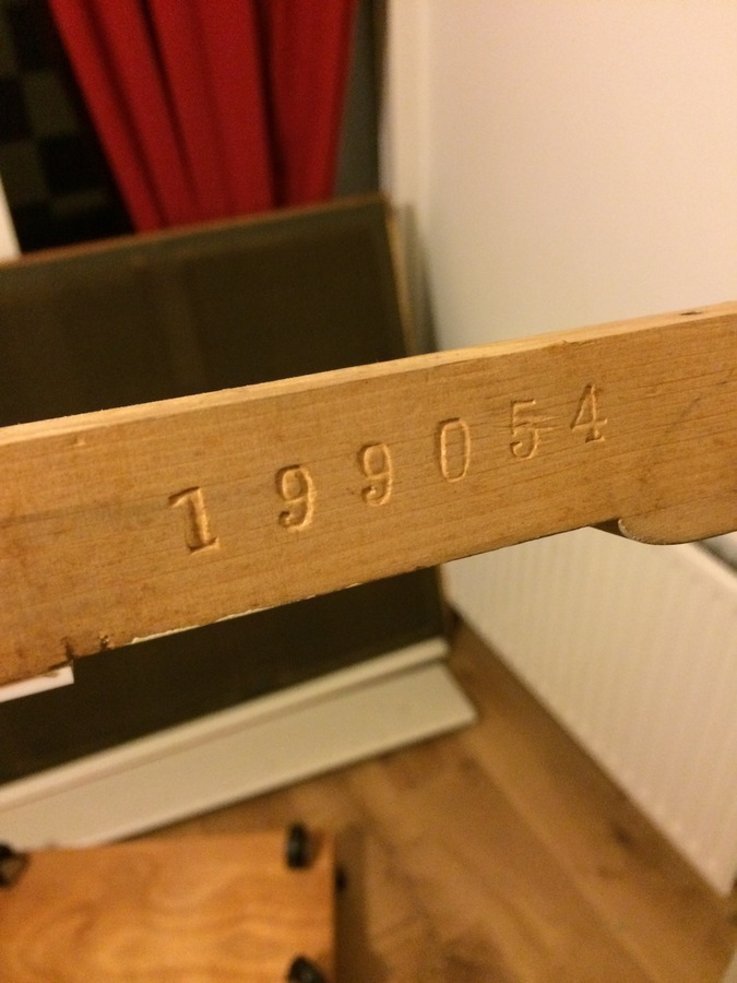 I've Recently Acquired A Herrmann Piano, And After A Search