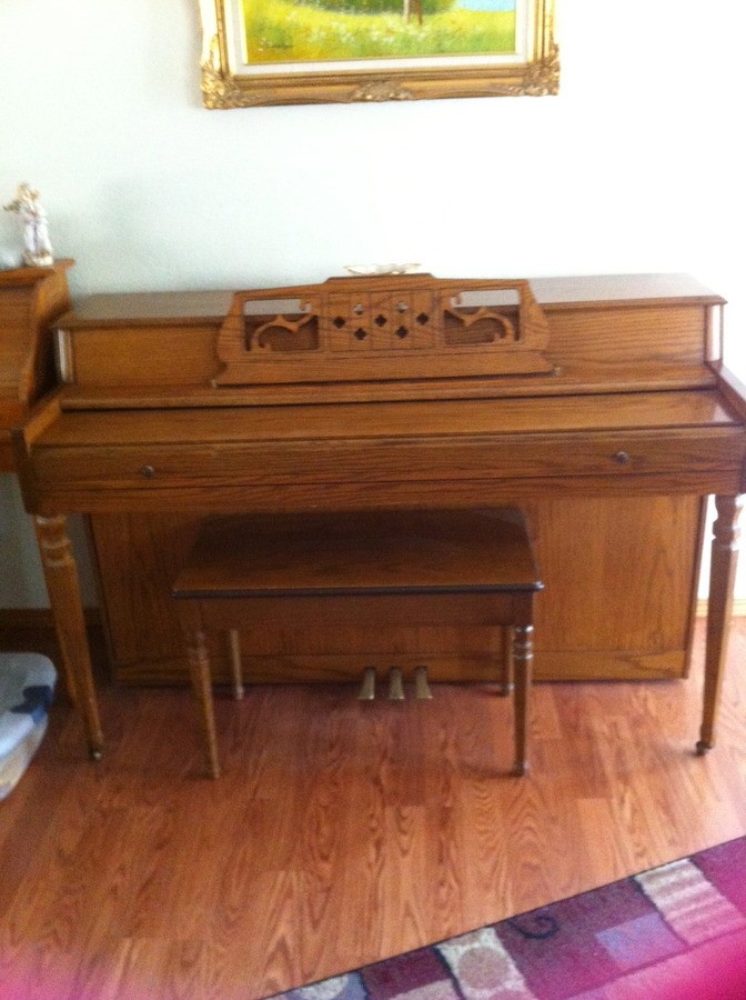 What Year Is My Wurlitzer Model 2116 Serial Number
