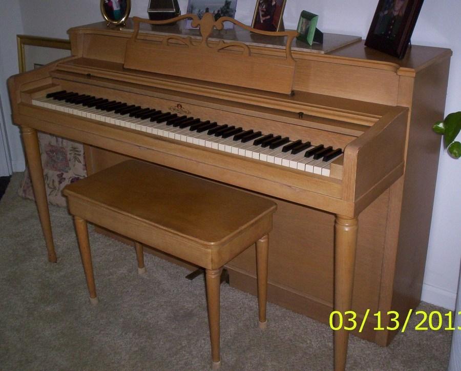 Wurlitzer piano value