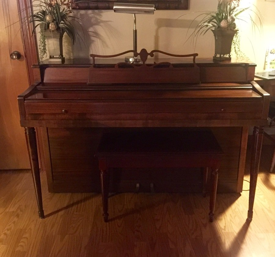 Wurlitzer 1950 1960 My Piano Friends