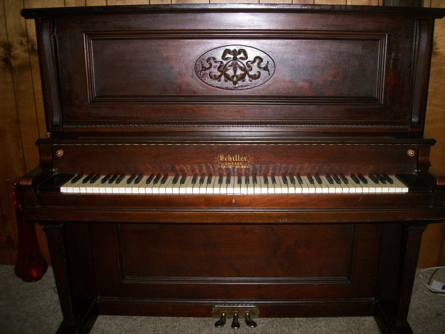 I Have A Schiller Cabinet Grand Piano And I Would Like To