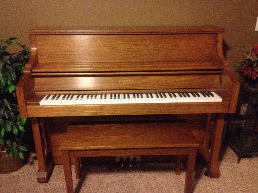 Kimball piano value key generator