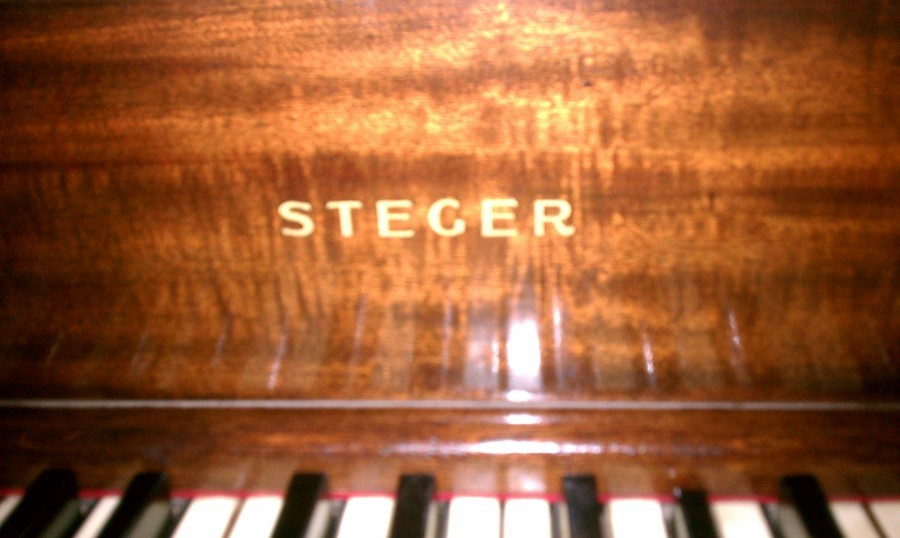 Steger and sons piano