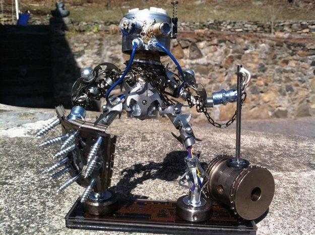 Par Aug Moreau Bronze | My Sculptures Gallery