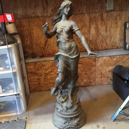 Modern Bronze , Please Help!!! | My Sculptures Gallery