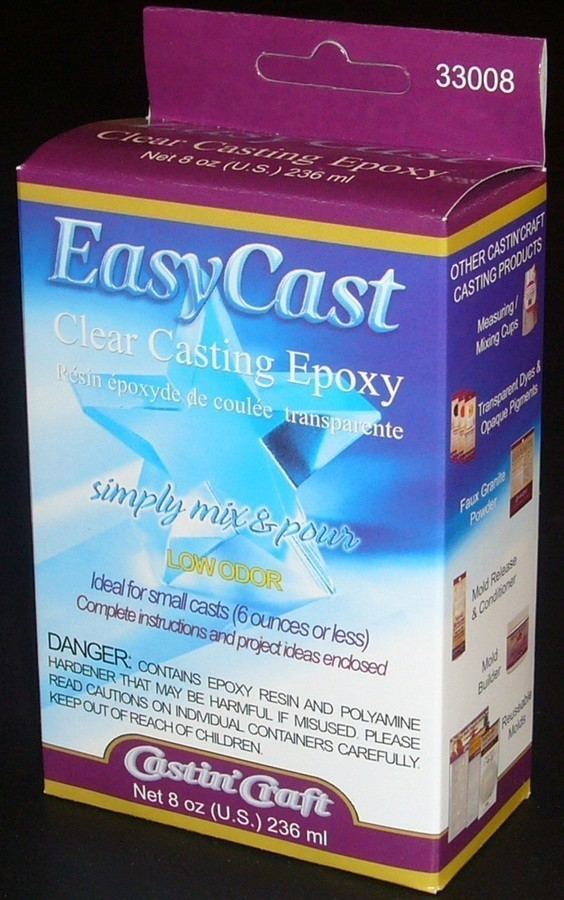 Where Do I Get Easy Cast Clear Casting Epoxy Resin In