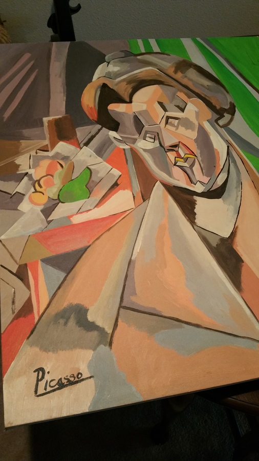 i want to know if i have an original picasso painting pablo