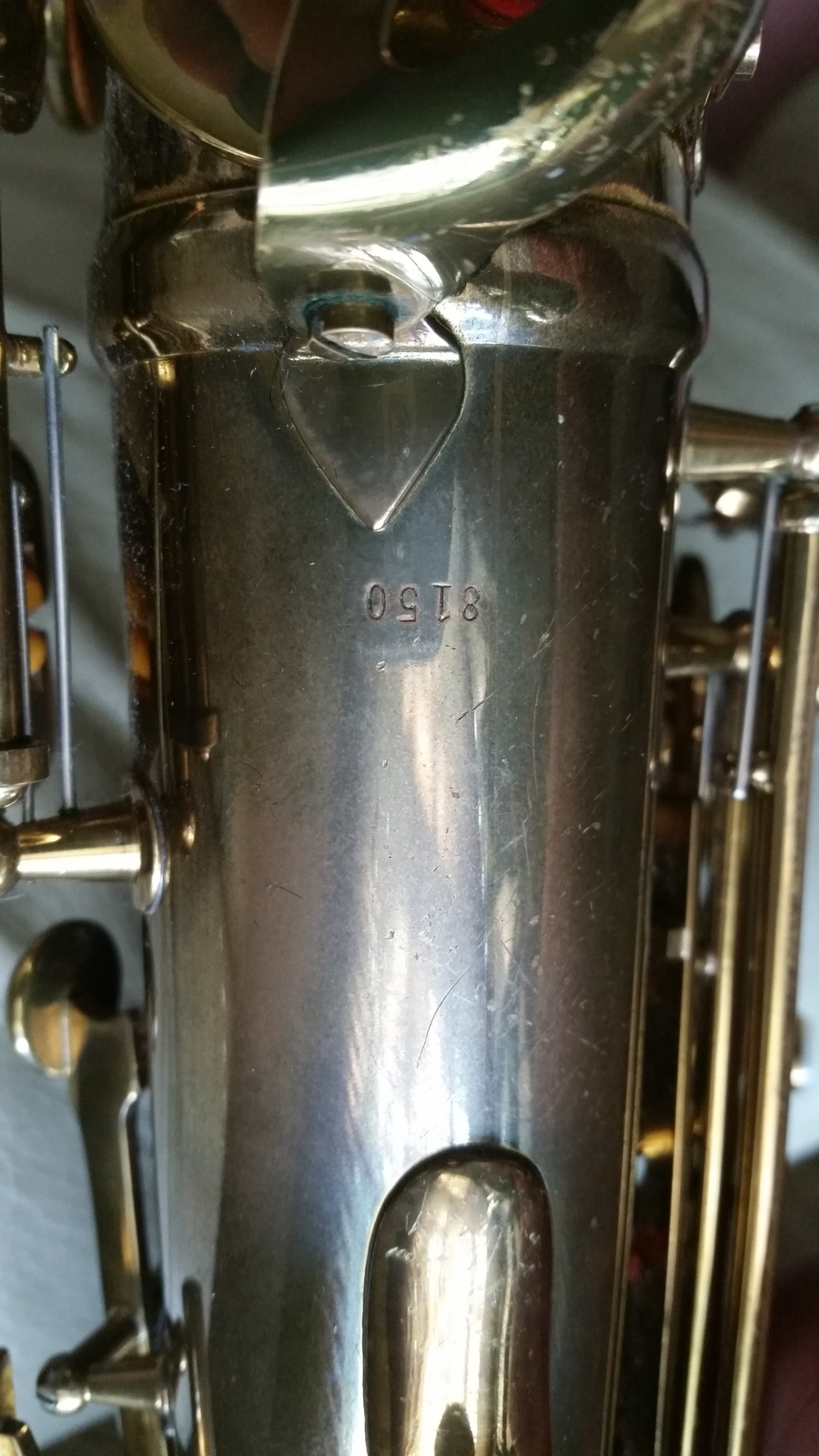 I Have A C G  Conn Shooting Star With The S/N Of 5972